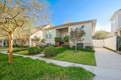 Metairie Single Family Home For Sale: 351 W Livingston Place