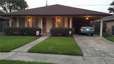Metairie Single Family Home For Sale: 6725 Carmen Street