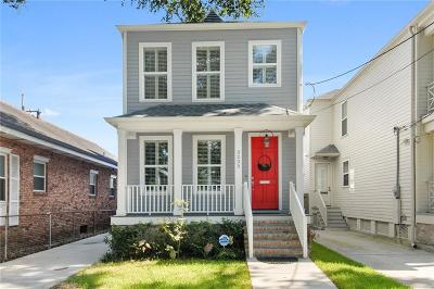 Single Family Home For Sale: 3233 Bienville Street