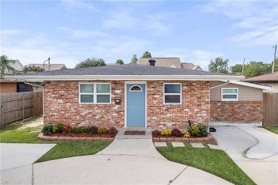 Metairie Single Family Home For Sale: 1316 N Sibley Street