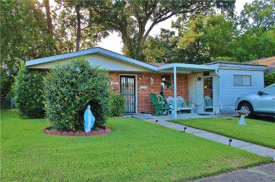 River Ridge, Harahan Single Family Home For Sale: 9012 Camille Court