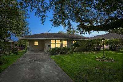 River Ridge, Harahan Single Family Home For Sale: 77 Oakland Avenue
