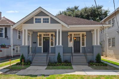 Single Family Home For Sale: 7806 Birch Street