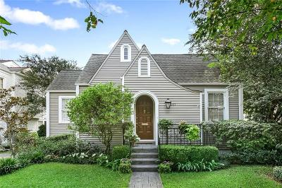 Metairie Single Family Home For Sale: 207 Atherton Drive