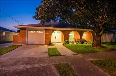 Metairie Single Family Home For Sale: 1836 Manson Avenue