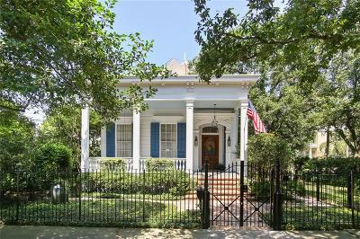 Single Family Home For Sale: 3447 Camp Street