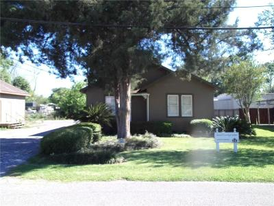 Jeff Davis County Single Family Home For Sale: 503 Curtis Street