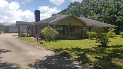 Kinder Single Family Home For Sale: 601 Park Road