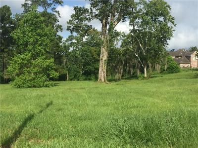 Calcasieu County Residential Lots & Land For Sale: Woodland Estates Drive