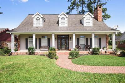 Calcasieu County Single Family Home For Sale: 2809 St Joseph Street
