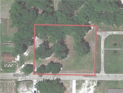 Allen County Residential Lots & Land For Sale: Tbd E 5th Avenue