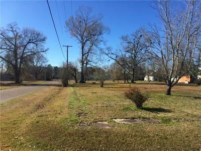 Calcasieu County Residential Lots & Land For Sale: Boone Street