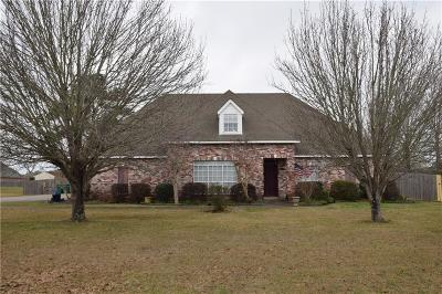 Lake Charles Single Family Home For Sale: 1016 Lake Ridge Lane