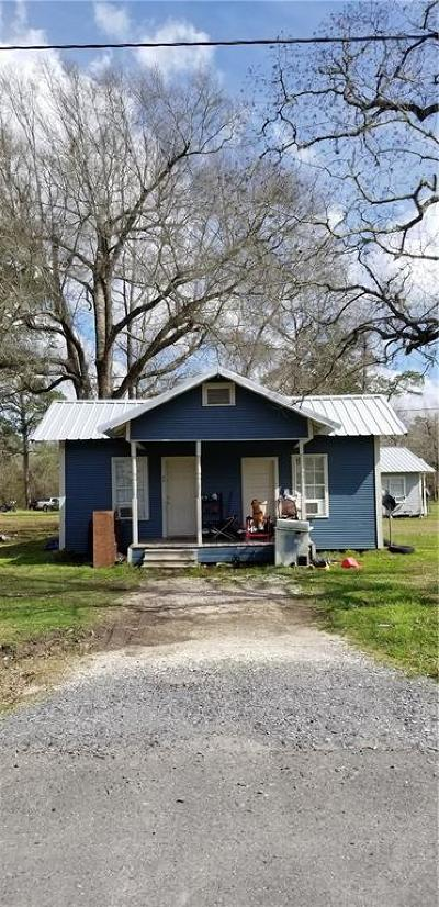 Calcasieu County Single Family Home For Sale: 148 4th Street