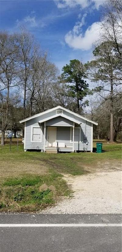Calcasieu County Single Family Home For Sale: 4670 Evangeline Highway