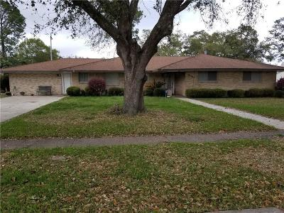 Lake Charles Single Family Home For Sale: 2101 22nd Street