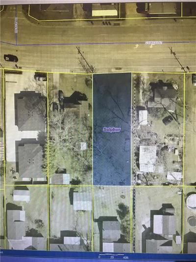 Calcasieu County Residential Lots & Land For Sale: 309 Cypress Street