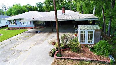 Jennings LA Single Family Home For Sale: $225,000