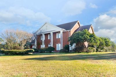 Sulphur Single Family Home For Sale: 3766 N Highway 27 Highway