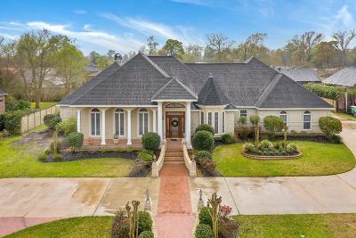 Sulphur Single Family Home For Sale: 304 Oakley Drive