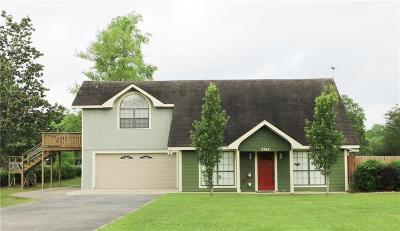 Westlake Single Family Home For Sale: 2745 Arthur Street