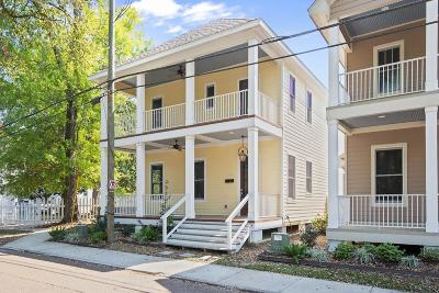 Charpentier Place Single Family Home For Sale: 524 Mill Street