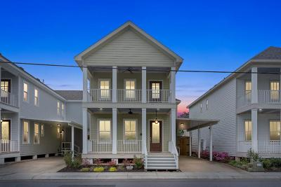 Charpentier Place Single Family Home For Sale: 605 Hodges Street