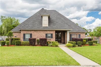 Lake Charles Single Family Home For Sale: 2402 Stoney Brook Street
