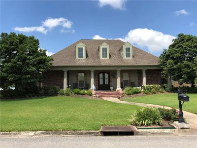Sulphur Single Family Home For Sale: 829 Inwood Forest Boulevard
