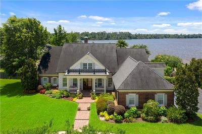 Lake Charles Single Family Home For Sale: 4313 Edgewater Drive