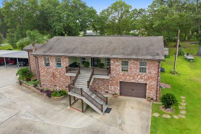 Sulphur Single Family Home For Sale: 1241 Freddie Richard Lane