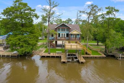 Lake Charles Single Family Home For Sale: 5715 Goos Ferry Road