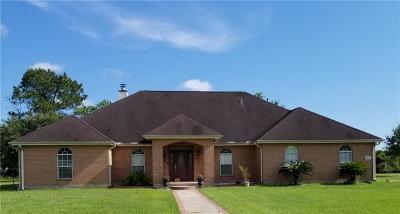 Lake Charles Single Family Home For Sale: 2819 Eva Lane