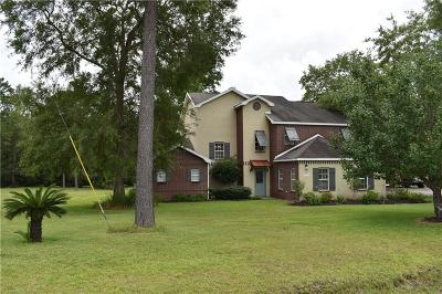 Lake Charles Single Family Home For Sale: 4176 Hickory Branch Road