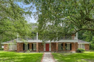 Lake Charles Single Family Home For Sale: 2314 21st Street