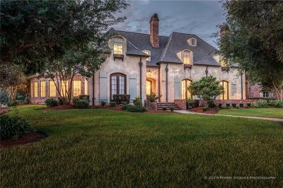 Lake Charles Single Family Home For Sale: 3314 Portrush Drive
