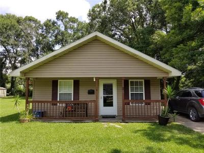 Lake Charles Single Family Home For Sale: 1525 12th Street