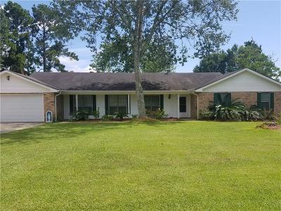 Lake Charles Single Family Home For Sale: 731 Amber Drive