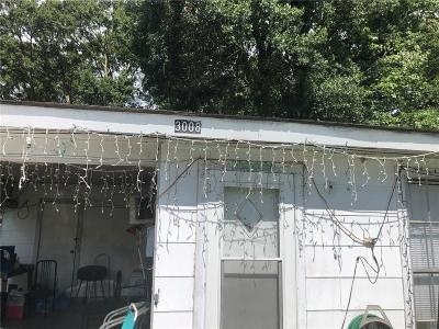 Lake Charles Single Family Home For Sale: 3008 Louisiana Avenue