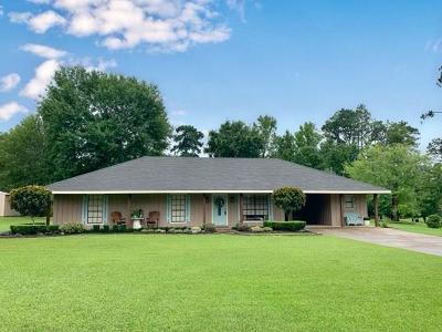 Lake Charles Single Family Home For Sale: 2073 Pawnee Drive