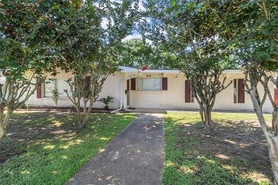 Lake Charles Single Family Home For Sale: 619 Creole Lane