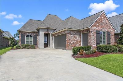 Graywood Single Family Home For Sale: 5834 Willow Breeze Drive