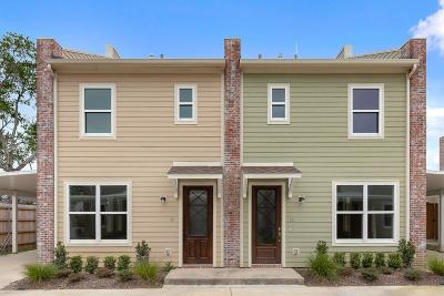 Lake Charles Condo/Townhouse For Sale: 515 Division #16 Street