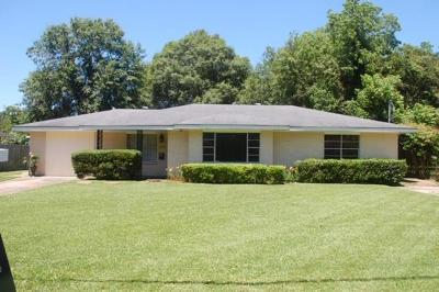 Lake Charles Single Family Home For Sale: 214 Beauregard Street