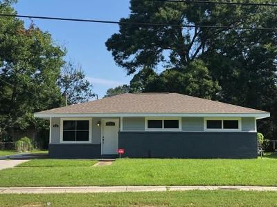 Lake Charles Single Family Home For Sale: 2133 12th Street