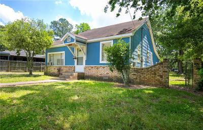 Lake Charles Single Family Home For Sale: 1322 Arkansas Street