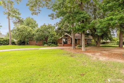 Lake Charles Single Family Home For Sale: 4009 Lake Street