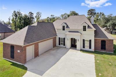 Lake Charles Single Family Home For Sale: 1174 Rue Julianna Street