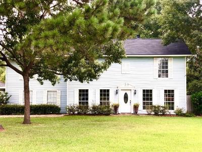 Lake Charles Single Family Home For Sale: 4717 Taimer Street