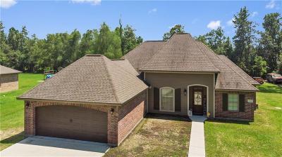 Lake Charles Single Family Home For Sale: 1363 E Liechty Road